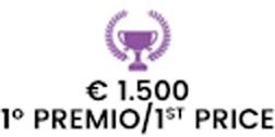 Primo premio Lake Garda Photo Challenge 2.000 €