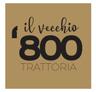 logo Trattoria il vecchio '800